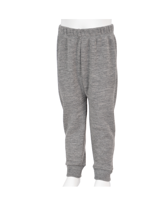 Wool pants - Grey