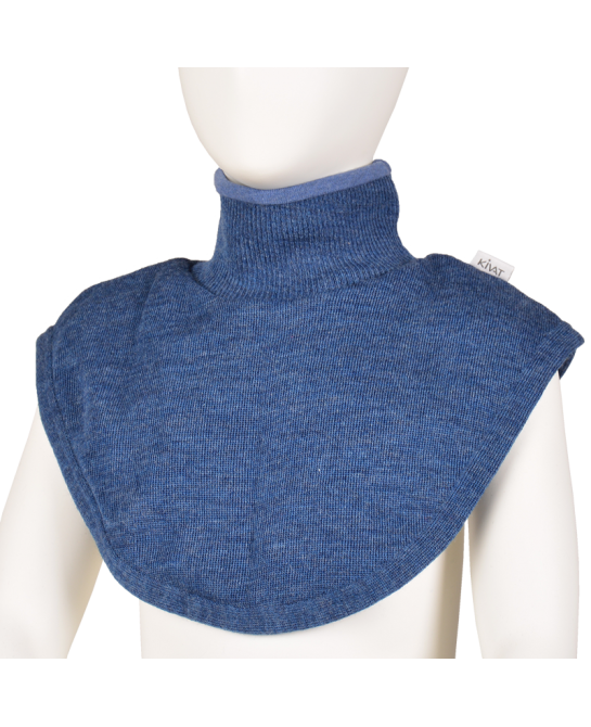 Turtleneck Collar - Mélange...