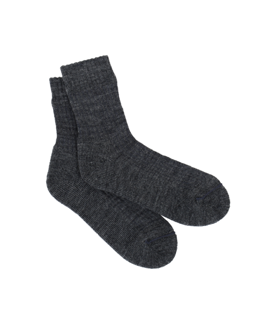 Wool socks - Dark grey