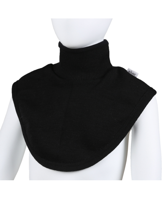 Turtleneck Collar - Black