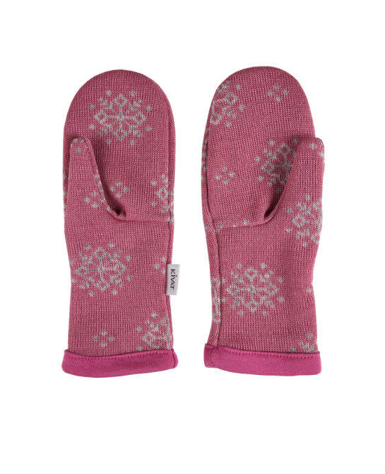 Mittens for adult - Heather...